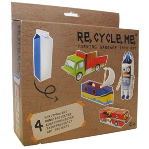 Image of Re-Cycle-Me Milk Carton Box 1 4 - 10 years (3018743705)