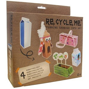 Image of Re-Cycle-Me Milk Carton Box 2 4 - 10 years (3018743707)