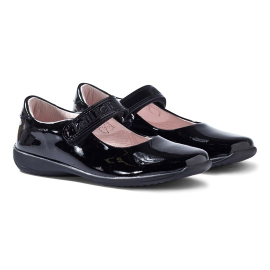 Lelli Kelly Classic Black Patent Mary Janes BLACK PATENT