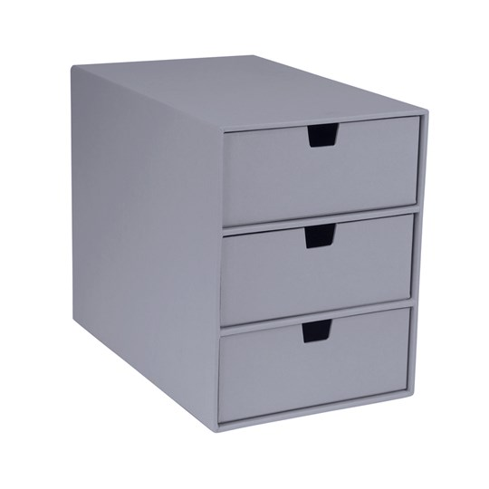 bigso box of sweden ingrid 3 drawer chest dusty blue. Black Bedroom Furniture Sets. Home Design Ideas