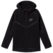 NIKE Tech Runner Windrunner Hoodie Black