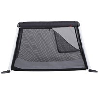 Phil and Teds Travel bed, Traveller V4 Black