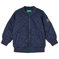 United Colors of Benetton Jacket Navy