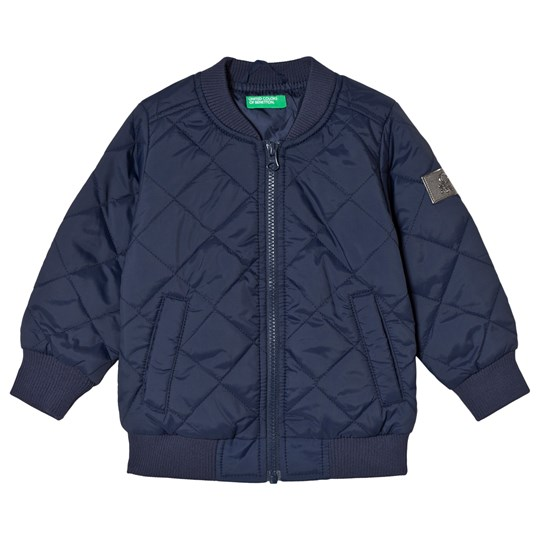United Colors of Benetton Jacket Navy Laivastonsininen
