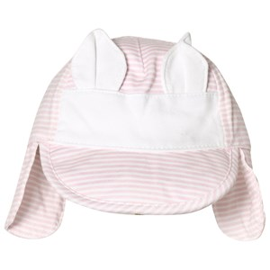 Image of United Colors of Benetton Hat Pink 68 (6-9 mdr) (1088542)