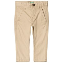 United Colors of Benetton Chinos Beige бежевый