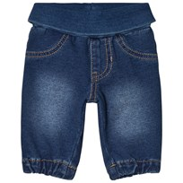 United Colors of Benetton Pull-Up Jeans Blå Blue