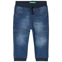 United Colors of Benetton Pull-Up Jeans Blue/Navy Blue