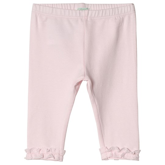 United Colors of Benetton Leggings Baby Pink Baby Pink