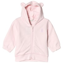 United Colors of Benetton Huvad Jacka Baby Pink Baby Pink