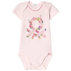 Image of United Colors of Benetton Baby Body Light Pink 56 (1-3 mdr) (3018746261)