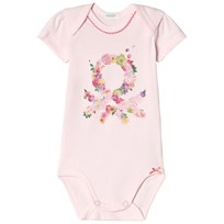 United Colors of Benetton Baby Body Light Pink Baby Pink
