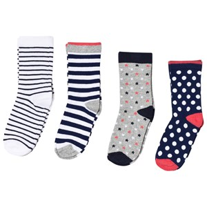 Image of United Colors of Benetton 4-Pack Knitted Socks Multi EU 30-34 (3018746277)