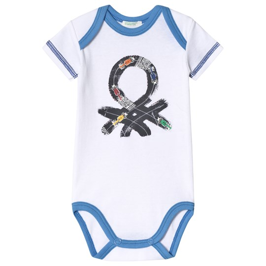 United Colors of Benetton Baby Body White White