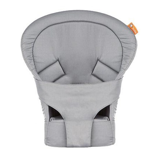 Baby Tula Infant Insert Grey Musta