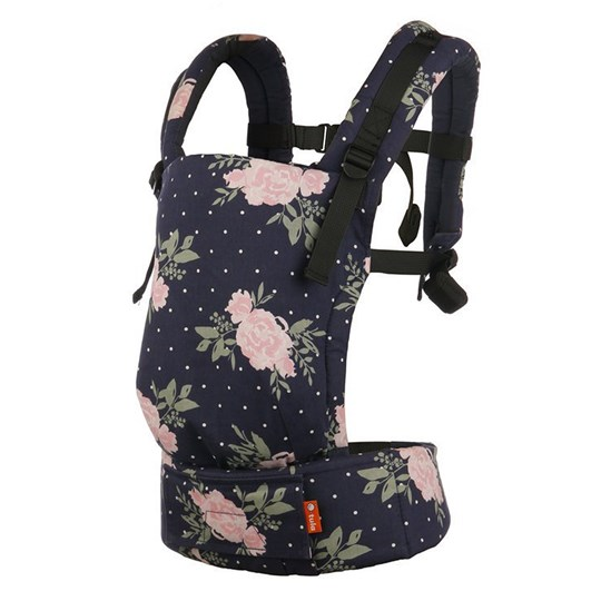 Baby Tula Free-to-Grow Baby Carrier Blossom Blossom