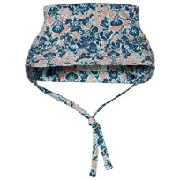 Anïve For The Minors Baby Bonnet Bysans Blue Blue