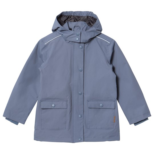 Hust&Claire Blue Flint Jacket Blue flint