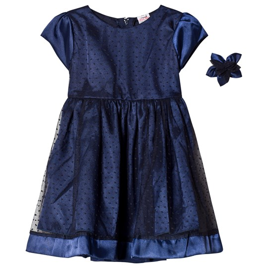 Jocko Dress Navy Navy