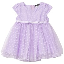 Jocko Babydress Purple Purple
