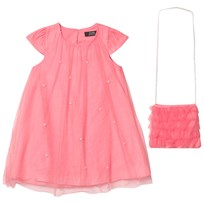 Jocko Dress With Bag Watermelon Watermelon