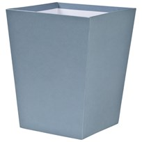 Bigso Box of Sweden Sofia Paper Bin Dusty Blue 547 Dusty Blue