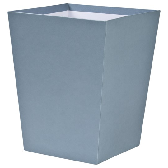 bigso box of sweden sofia paper bin dusty blue. Black Bedroom Furniture Sets. Home Design Ideas