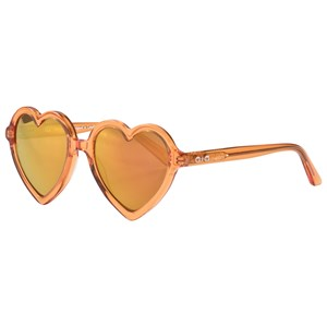 Image of Sons + Daughters Orange Jelly Lola Sunglasses (3057830235)