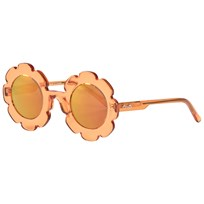 Sons + Daughters Orange Jelly Pixie Sunglasses ORANGE JELLY