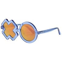 Sons + Daughters Blue Jelly XO Sunglasses BLUE JELLY