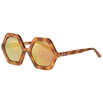 Sons + Daughters Creme Brulee Honey Sunglasses CRÈME BRULEE