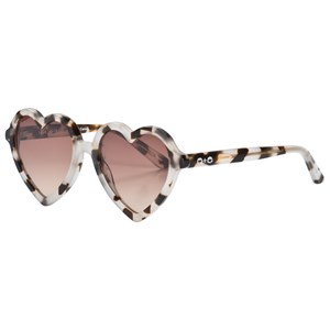 Image of Sons + Daughters Cheetah Print Lola Sunglasses (3057830233)