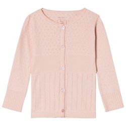 Noa Noa Miniature Cardigan Long Sleeve Pink