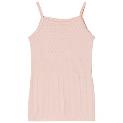 Noa Noa Miniature Peachy Keen Top with Pointelle Pattern and Straps