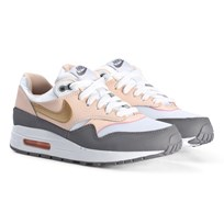 NIKE Light Pink Air Max 1 Junior Shoes 104