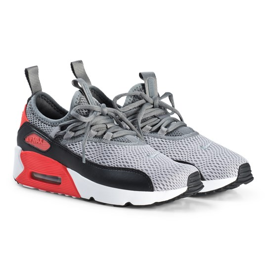NIKE Air Max 90 EZ Junior Shoes Wolf Grey 002