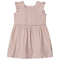 Noa Noa Miniature Pretty Detailed Dress Shadow Grey SHADOW GRAY