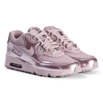 NIKE Air Max 90 SE Junior Shoes Elemental Rose 600