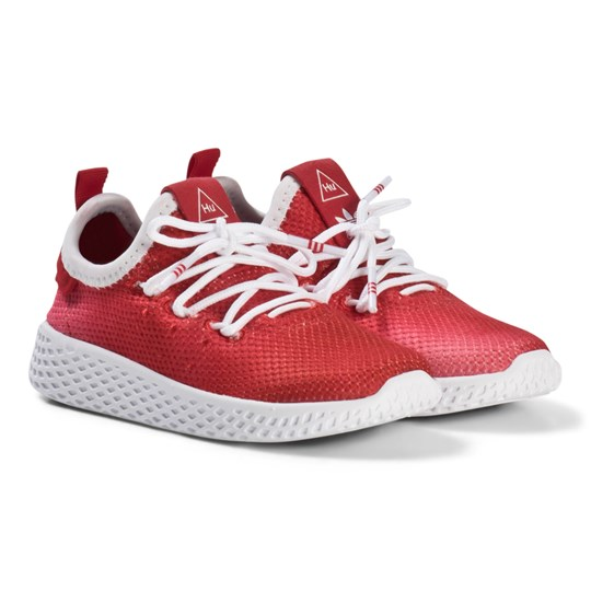 adidas Originals Scarlet Pharrell Williams Tennis HU Infants Shoes SCARLET