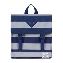 Herschel Survey Kids Backpack Quarry/Blueprint Stripe Quarry/Blueprint Stripe