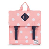 Herschel Survey Kids Backpack Peach Polka Dot/Peacoat Peach Polka Dot/Peacoat