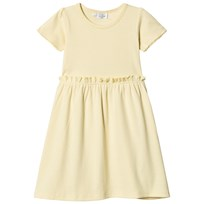 Hust&Claire Mini Dress Yellow Duckling