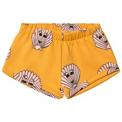 Hugo Loves Tiki Shorts Gold Sea Shell