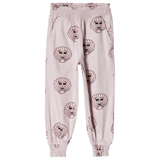 351427b34e0c3d Hugo Loves Tiki - Bubble Pants Pink Seashells - Babyshop.com