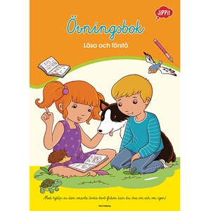 Image of Tactic Jippi! Exercise Book For Reading And Understanding 4 - 9 years (3021328351)