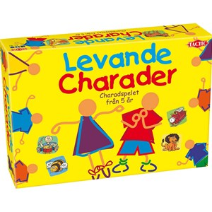 Image of Tactic Levande charader Family Game 5+ years (844402)
