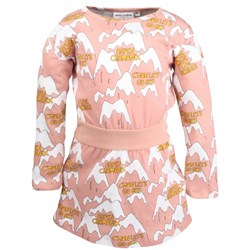 Mini Rodini Mount Dress Pink