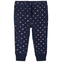 Gap Pro Fleece Heart Print Byxor HEART 097