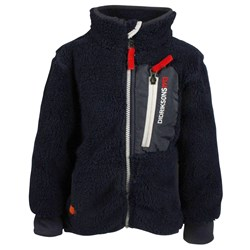 Didriksons Cruz Kids Jkt Navy