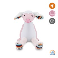 Zazu Fin the Sheep Nightlight Pink Pink